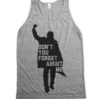 Athletic Grey Tank | Cool Breakfast Club Shirts