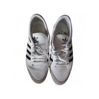 Women's tennis shoes, high top trainers- Vestiaire Collective
