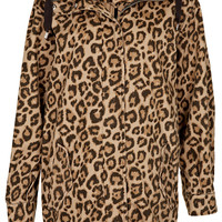 Leopard Ovoid Parka Jacket - New In This Week - New In - Topshop