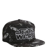 Star Wars Sublimated Snapback Ball Cap