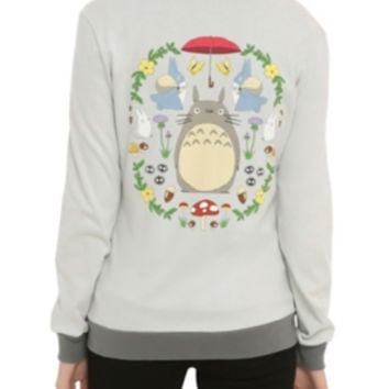 Studio Ghibli Her Universe My Neighbor Totoro Dream Garden Girls Cardigan