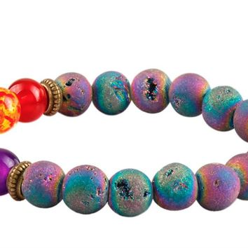 New Healing Chakra Bracelet ( For New Beginnings )