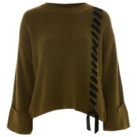 Velvet Ribbon Super Soft Jumper