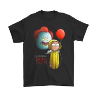 HCXX King Jelly Bean Go With The Flow IT Pennywise Stephen King Shirts