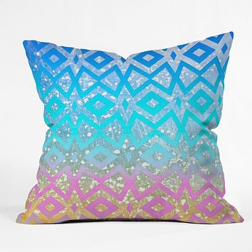 Lisa Argyropoulos Shades Throw Pillow