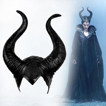 Maleficent Witch Cosplay Horns
