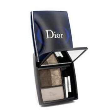 Christian Dior 3 Couleurs Smoky Ready To Wear Eyes Palette - # 781 Smoky Brown --5.5g-0.19oz By Christian Dior