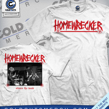 "Cold Cuts Merch - Homewrecker ""Silence the Weak"" Shirt"
