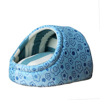 Free Shipping Removable And Washable Pet Dog Nest Dog Kennel House Princess Nest Bed Cat Bed HP018