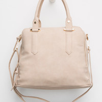 VIOLET RAY Logan Satchel Bag | Handbags