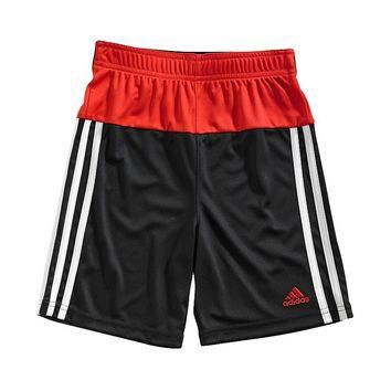 adidas climalite Training Shorts - Toddler Boy, Size: