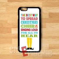 Christmas Winter Gift Elf -saaR for iPhone 4/4S/5/5S/5C/6/ 6+,samsung S3/S4/S5/S6 Regular/S6 Edge,samsung note 3/4