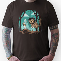 Where the Wild Adventures Are Unisex T-Shirt