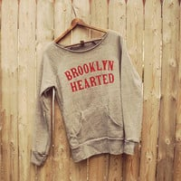 Brooklyn Hearted Sweatshirt