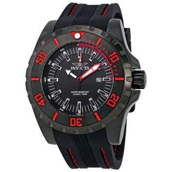 Invicta Pro Diver Black Dial Mens Watch 23735