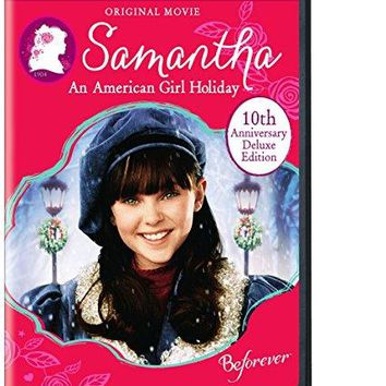 AnnaSophia Robb & Jordan Bridges & Nadia Tass-Samantha: An American Girl Holiday