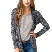 Marbled Cardigan