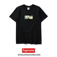 Cheap Women's and men's supreme t shirt for sale 501965868-0140