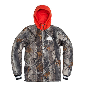 Hit the Trees Jacket Camo