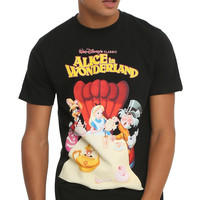 Disney Alice In Wonderland Tea Party T-Shirt