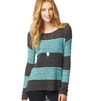 Rugby Stripe Sweater -