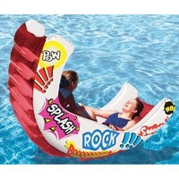 Amazon.com: Aqua Rocker Pool Float: Patio, Lawn & Garden