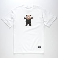 GRIZZLY Chris Joslin OG Bear Mens T-Shirt | Graphic Tees