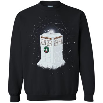 Snowdis Doctor Who Ugly Sweater Perfect Christas Gifts
