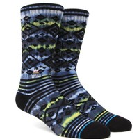 Stance Nyjah Crew Socks - Mens Socks - Black - One