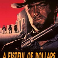 A Fistful of Dollars Movie Poster 24x36