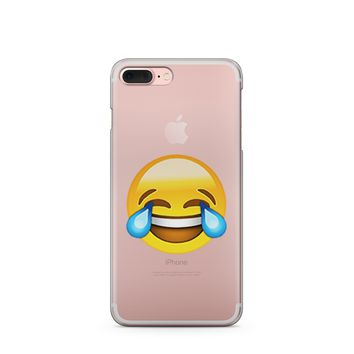 """CLEARANCE"" LOL Emoji - Clear Case Cover"