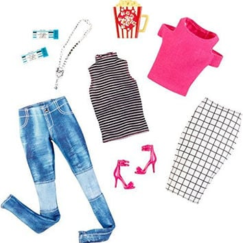 Barbie Fashion Complete Look 2-Pack, Movie Set