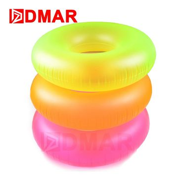 DMAR Inflatable Swimming Ring Giant Pool Float Mattress Mat Swimming Circle for Adult Beach Summer Water Game Party Toys