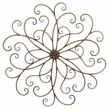 Classic Medallion Wall Decor By Stratton Home Decor