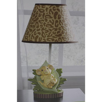 Disney Baby The Lion King Baby Boy Nursery Lamp with Shade