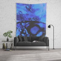 The Cool Down Wall Tapestry by duckyb