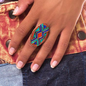 NEW! Mosaic Ring