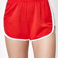 LA Hearts Retro Runner Shorts at PacSun.com