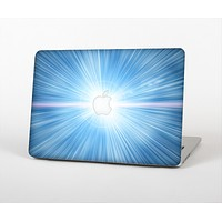 The Bright Blue Light Skin Set for the Apple MacBook Pro 15""
