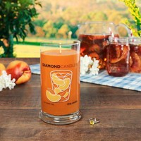 Sun Sweet Tea Ring Candle