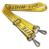 Nylon Adjustable Strap - Yellow