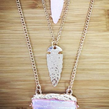 Long Chain Necklaces | 6 Styles