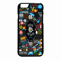 Looking For Alaska John Green Qoute iPhone 6S Plus case