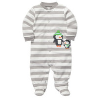 Snap-Up Microfleece Sleep & Play