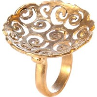 Silvana K Designs Cosmic Ring (Gold - Size 7)