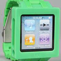 Hex The Icon Watch Band in Green : Karmaloop.com - Global Concrete Culture