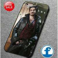 Colin O'Donoghue Once Upon A Time Captain Hook Killian Jones (2)   for iphone, ipod, samsung galaxy, HTC and Nexus PHONE CASE