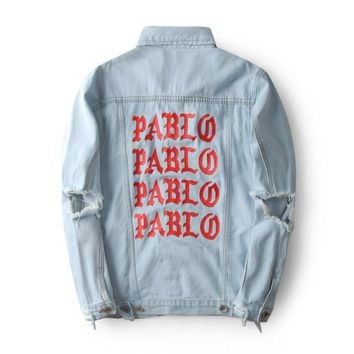 Yeezy Season 3 Pablo Jacket Men and women