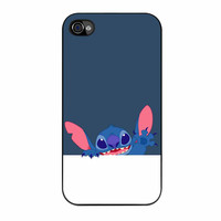 Hello Stitch Disneylilo & Stitch iPhone 4s Case