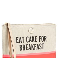 kate spade new york 'bella - medium' wristlet